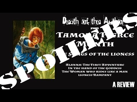 Song of the Lioness by Tamora Pierce: A Spoilers Review