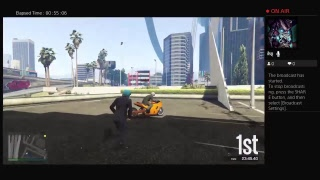 Gta 5 stream#2 FT.ronajmplays