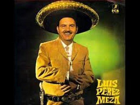 Juan Colorado - Luis Perez Meza - Karaoke