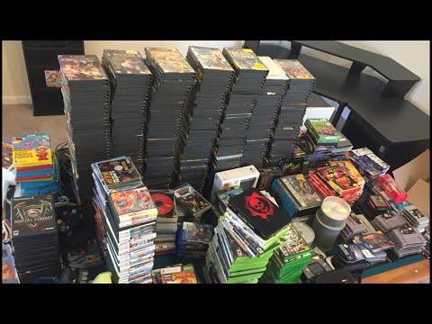 Videogame Storage & Organization - Atlantic Elite Media Tower Build & Review