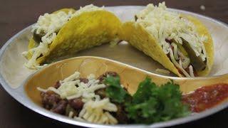 Full Tacos Recipe | Vegetarian | Jain Recipe | Simply Jain