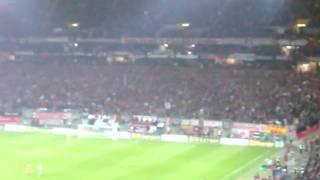 SGE - FCB DFB Pokal 28.10.09 Teil 4