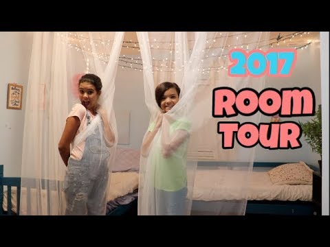TEEN ROOM TOUR 2017!