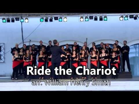 Ride the Chariot - arr. William Henry Smith, Coro Universitario Sant Yago