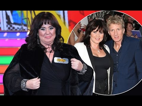 Coleen Nolan appears WITHOUT wedding ring as she enters Celebrity