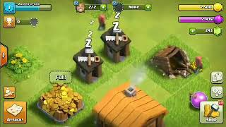 Full story of cannon in Hindi | clash of clans |coc😎😎
