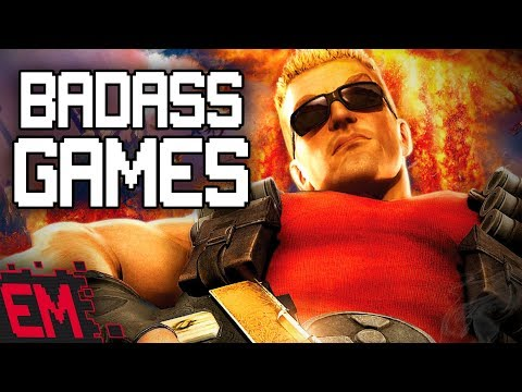 7 Games That Make You Feel BADASS! - Listcussion