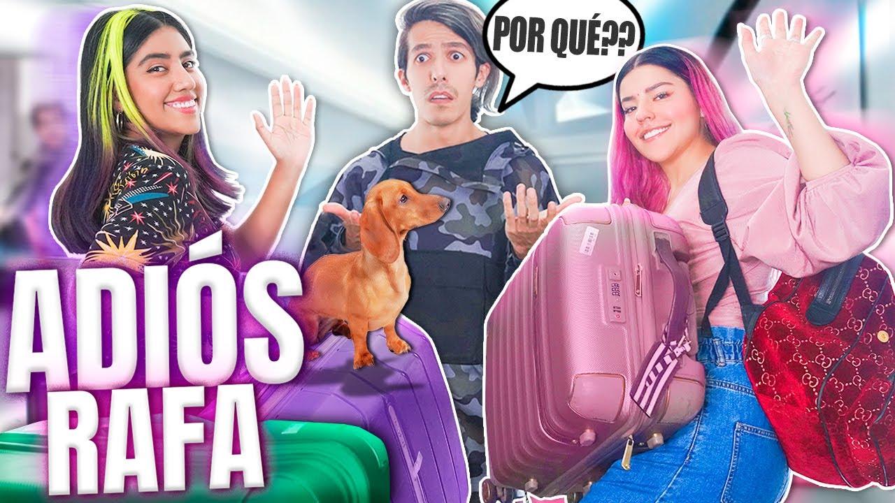 NOS VAMOS DE LA CASA DE RAFA  | LOS POLINESIOS VLOGS