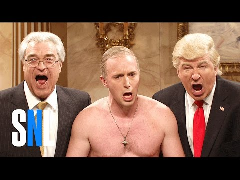 Download Youtube: Creating Saturday Night Live: Cold Open to Monologue Set Change