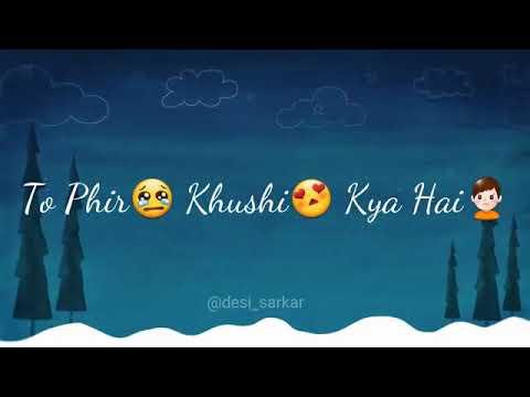 Main Tujhe Pyar karu whatsapp status