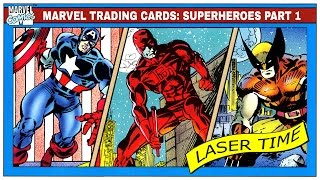 Marvel Trading Card Analysis - Part 1