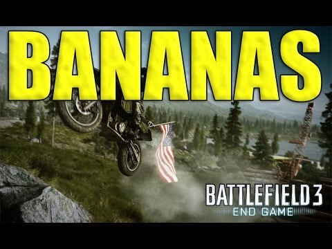 BF3: End Game is BANANAS :L |