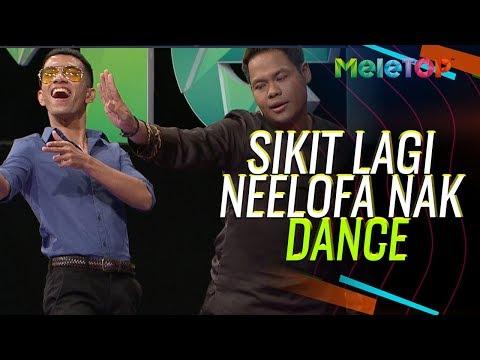 Sikit lagi Neelofa nak dance lagu Blackpink sebab Syamel  Naim Daniel  MeleTOP  Nabil