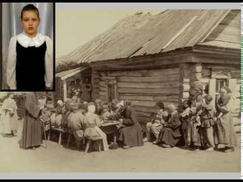Изображение предпросмотра прочтения – ДарьяБеляева читает произведение «Забытая деревня» Н.А.Некрасова