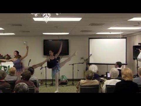 Ballet Duet - Photograph