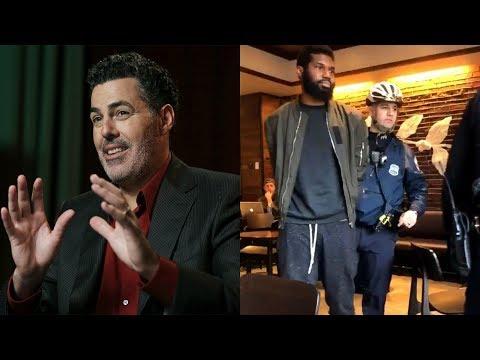 Adam Carolla on Black Men Arrested at Starbucks