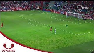 Resumen Toluca 3 - 1 Celaya    Copa Corona MX C-17 F6   Televisa Deportes