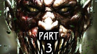 Mortal Kombat X Walkthrough Gameplay Part 3 - Baraka - Story Mission 2 (MKX)