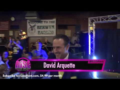 Guest: David Arquette || Live Art of Wrestling w Colt Cabana