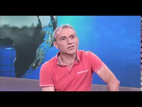 Invité du JT d'Antenne Réunion