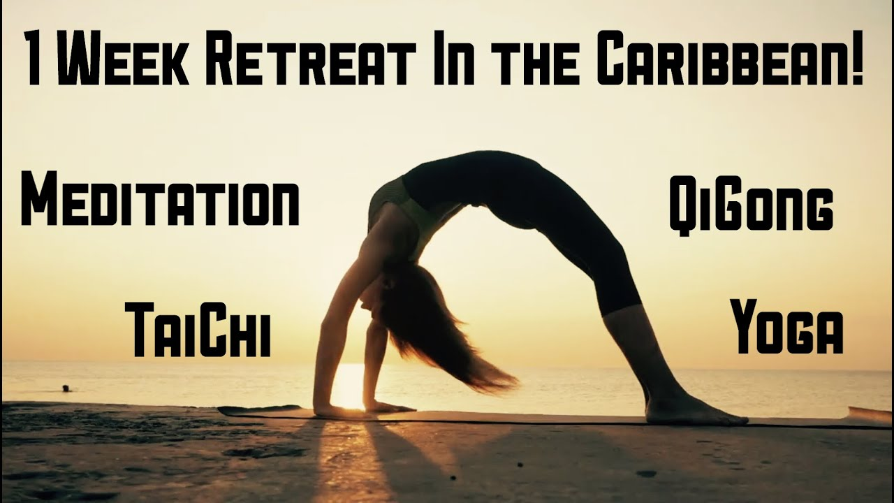 The Best Retreat | Tai Chi - Meditation - Yoga Retreat