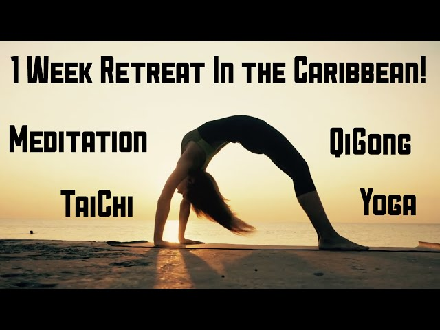 1 Week Retreat In The Caribbean - Basics to Advanced!