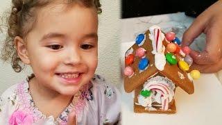 Tiny Ginger Bread House
