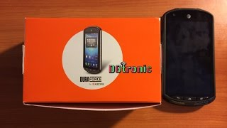 KYOCERA DURA FORCE gameplay performance REVIEW VIDEO