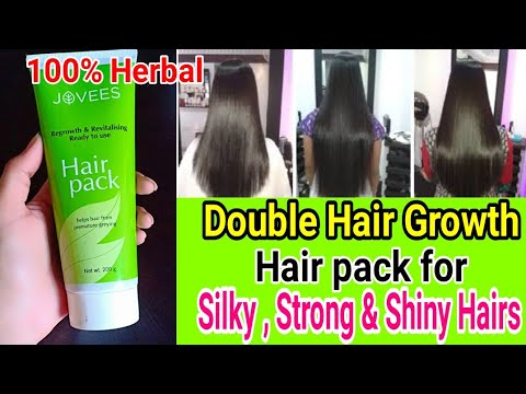 83ed98b18c0 Jovees Regrowth & Revitalising Hair Pack Review 😮😮 || Beauty With Easy  Tips