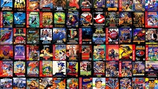 Wulfy's Top Ten Recommended Sega Genesis Games (besides The Sonic The Hedgehog Series)