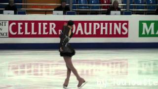 YUNA KIM  2011 FIGURE SKATING WORLD CHAMPIONSHIP LONG PROGRAM by louloutte.avi
