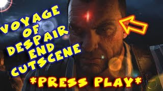 VOYAGE OF DESPAIR EE END CUTSCENE MAIN EASTER EGG CALL OF DUTY ZOMB...