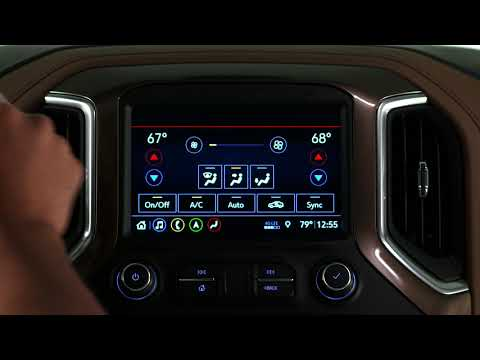 All-New 2019 Chevy Silverado How-To: Climate Control System | Chevrolet