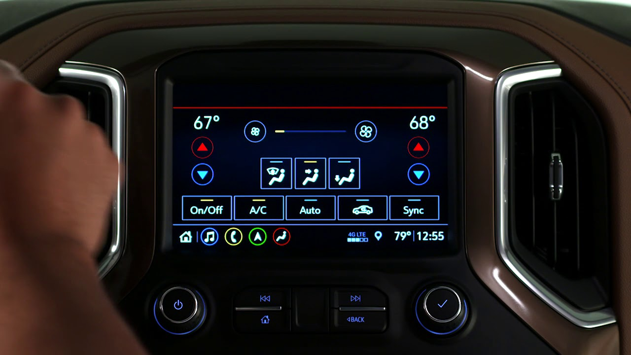 Download Chevy Silverado How-To: Climate Control System | Chevrolet