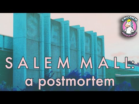 DEAD MALL DATE NIGHT #5: Salem Mall, Trotwood, OH: A Postmortem