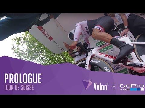 Tour de Suisse 2016 Prologue: Onboard highlights