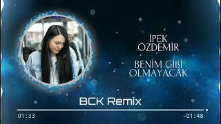 İpek Özdemir - Benim Gibi Olmayacak (Berat Can Remix) Resimi