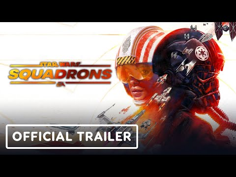 Star Wars: Squadrons - Official Trailer | Summer of Gaming 2020