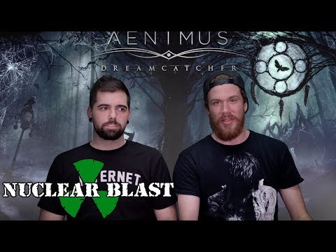 AENIMUS - Signing to Nuclear Blast (OFFICIAL TRAILER #4)