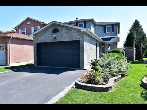1885 Larksmere Crt Pickering Open House Video Tour