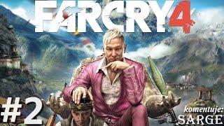 Zagrajmy w Far Cry 4 [PS4] odc. 2 - Siedziba Złotego Szlaku