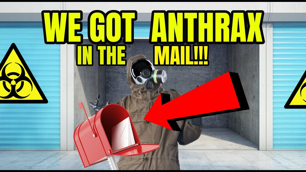 Subscriber Sent Us Anthrax In the Mail! My Worst Nightmare Come TRUE!