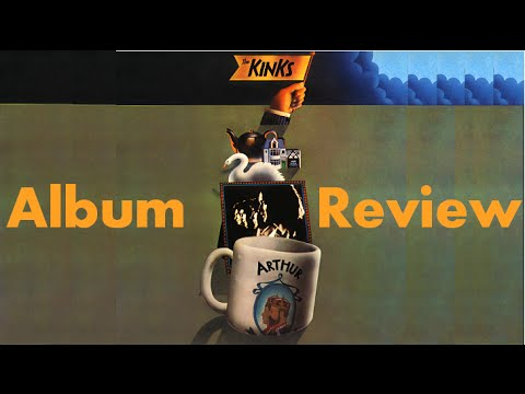 The Kinks Arthur (Or The Decline And Fall Of The British Empire) Album Review