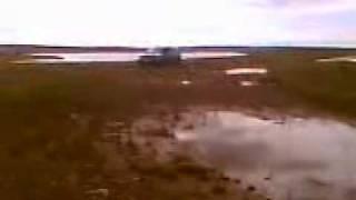 Рыбалка на Кольском полуострове (июль 2007)