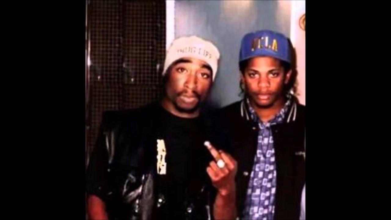 Eazy E, 2Pac & Biggie Feat. Eminem - Don't Mourn Me (2016 ...