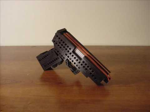 Lego Glock Mechanism Instructions Doovi