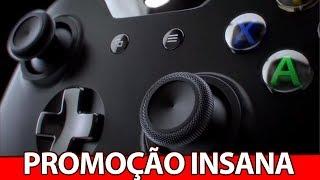 NOVO jogo diferente de tudo que já existe e promoção INSANA do XBOX , serviços por UM REAL