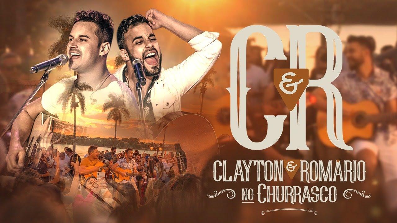 Download DVD Clayton e Romario no Churrasco
