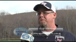 4 28 14 Lenape Valley vs Jefferson Softball 1