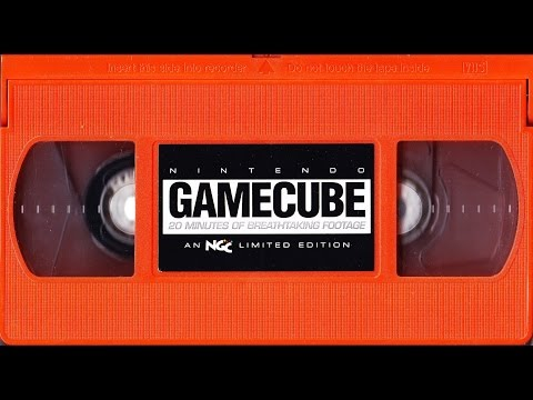 NGC Magazin Presents Game Cube In Aktion (2001 Promotion VHS)